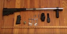 Survival Tips, Survival Skills, Survival Stuff, Urban Survival, Survival Knife, Ak47, How To Make Diy Projects, 357 Magnum, Firearms