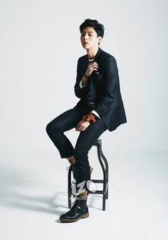Ji Soo - ize Magazine April Issue '15
