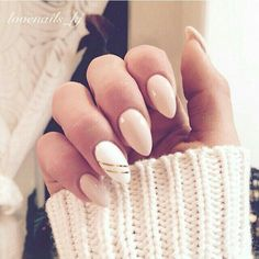 nails - beauty - hands - perfect - manicure - white - girly