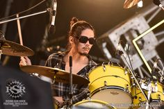 [Alexandros]庄村聡康2015/8/15「RISING SUN ROCK FESTIVAL 2015 in EZO」@石狩湾新港樽川ふ頭横野外特設ステージ