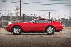 1970 Ferrari 365 GTB/4 Daytona Berlinetta