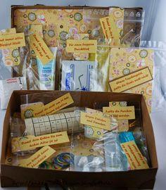 Die 20 Besten Bilder Von Notfallkoffer Funny Gifts Homemade Gifts