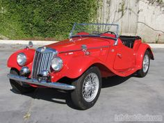 1955 MG TF 1500... found the car i want.