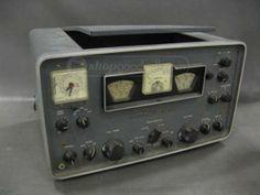 Hammarlund Shortwave Receiver HQ-180A