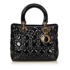 Dior - Patent Leather Lady Dior. Catawiki 18cbfc4d7fe
