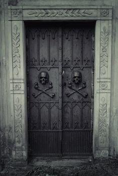 Voyage, open the door