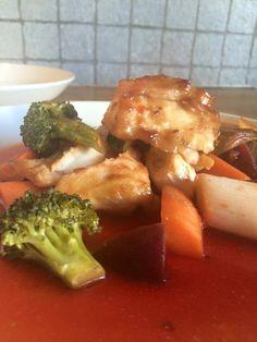 Broccoli, Beef, Chicken, Vegetables, Food, Eggplant, Meat, Essen, Vegetable Recipes