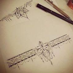 Resultado de imagem para bracelete feminino tattoo