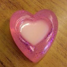 #Heart #Glycerin #Soap