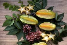 Carambola: A Star(Fruit) on the Wall