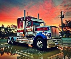 Western Star custom - US Trailer will sell used trailers in any condition to or from you. Contact USTrailer and let us sell your trailer. Click to http://USTrailer.com or Call 816-795-8484