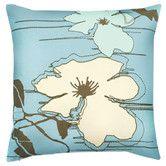Found it at Wayfair - Feminine Signature Thai Silk Pillow Cover