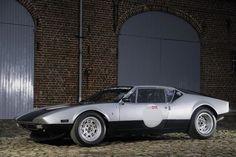 1972 De Tomaso Pantera Group 3   TheGentlemanRacer.com