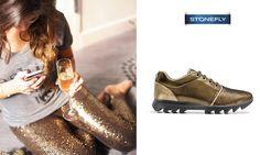 🎄 Dicembre è arrivato 🎄 e il conto alla rovescia è ufficialmente iniziato! C'è da pensare alle decorazioni dell'albero, ai regali e a mille pranzi e cene, ma anche a come vestirsi per le feste... Un consiglio? Puntate sul #bronze! Più profondo e intrigante del classico oro, è il nuovo tocco di #glam che non può mancare nel vostro outfit natalizio, ad esempio nella scelta delle scarpe! http://www.stonefly.it/it/2/collezione/donna/620/speedy-3.html