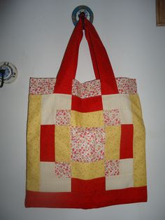 Otra bolsa para las compras!!