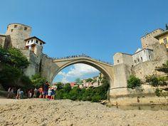 Old Bridge Mostar Bosnia and Herzegovina Fuji SX1