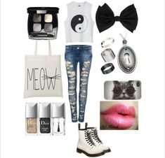 Cute Back To School Outfit