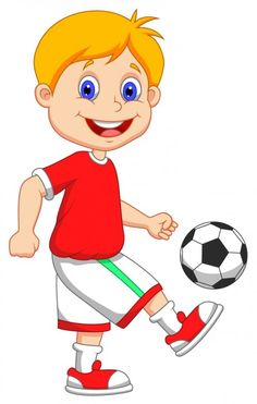 kids playing soccer free cartoon images amazing photos - Cartoon Pictures For Kids