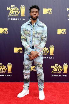 Chadwick Boseman | Rihanna, Tiffany Haddish, Zazie Beetz, Lakeith Stanfield, Tessa Thompson and other celebrity pics of the week.