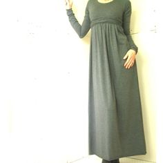 long dress by treehouse28 on Etsy, $89.00