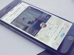 Flip App by Xavier