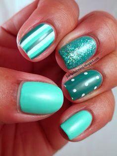 Turquoise matte