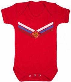 All Over Print Babygrow bébé football silhouette Egypte Bébé Unisexe Body