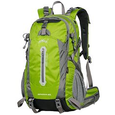 nice Aonijie Unisex Water Resistant Outdoor Backpack for Hiking Camping Etc