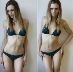 A.Pejic.--Modelo transgénero se luce en bikini - Instagram