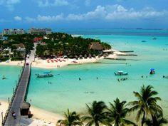 Playa Norte - Isla Mujeres, Cancún. México
