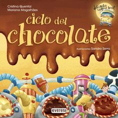 Ciclo del chocolate (Donde Vamos Hoy?) by Cristina Quental and Mariana Magalhaes  [8/15]
