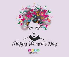 Happy Women's Day!  www.ldpprint.com  #WomensDay #Yard #Signs #Print #Printing #Colors #ManyColors #Diseño #Amazing #GrandFormat #LargeFormat #YardSigns #Vinyl #Banner #New #Grande #Location #MoreForYou #Design #Big #Work #Marketing #Publicidad #BigResults #AmazingResults #ThinkBig #USA #Digital #Imprime