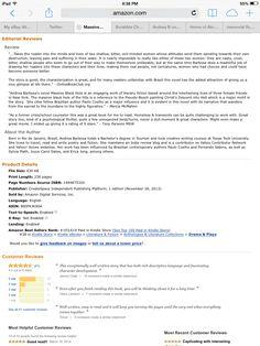 Great ratings and #reviews today! http://www.amazon.com/Massive-Black-Hole-Andrea-Barbosa-ebook/dp/B00FKJK9S4/ref=sr_1_1?ie=UTF8&qid=1410723311&sr=8-1&keywords=massive+black+hole