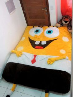 Minion Mattress Bed Despicable Me Pillow Floor Sleeping
