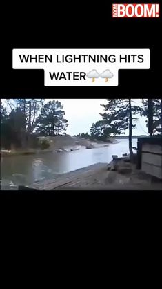 Watch how POWERFUL some of these lightening strikes are. Along with other amazing views. Amazing Nature Photos, Nature Pictures, Cool Pictures, Funny Pictures, Natural Phenomena, Natural Disasters, Wow Video, Wild Weather, Funny Short Videos