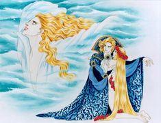 "fehyesvintagemanga: "" from Ikeda Riyoko's illustrations for the visual kei band, Lareine "" Illustration Manga, Illustrations, Yuri, Castlevania Anime, History Of Manga, Advanced Higher Art, Fantasy Art Men, Comic Drawing, Anime Princess"
