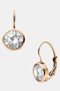 Michael Kors 'Botanicals' Drop Earrings | Nordstrom