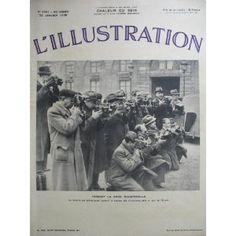 L'Illustration - n°4951 - 22/01/1938 - Pendant la crise ministérielle [magazine mis en vente par Presse-Mémoire]