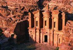 El Deir, Petra, Jordan.