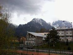 Busteni, road to Valea Cerbului