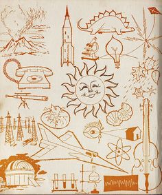 Awesome Endpaper by Calsidyrose, via Flickr