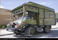 Motorhome SUV, Salamanca