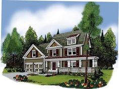 2500 ft2  House Plan 72637