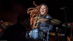 Barry Kerch - Shinedown at WJRRs Earthday Birthday 25 / © Lizzy Davis Photography Powerman 5000, Laser Show, Concept Album, Earth Day Crafts, Three Days Grace, The Big Hit, Rock Songs, Cool Writing, Movie Gifs