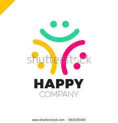 Find Three Smile People Logo Happy Community stock images in HD and millions of other royalty-free stock photos, illustrations and vectors in the Shutterstock collection. Happy Logo, People Logo, Badge Design, Cool Logo, Royalty Free Stock Photos, Community, Smile, Logos, Badges