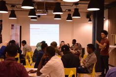 Igniting entrepreneurship by example featuring Sudan and Impact Hub