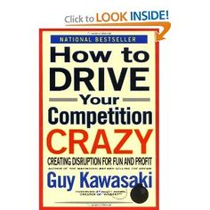 7/9/2013 How to Drive Your Competition Crazy: Creating Disruption for Fun and Profit - http://www.meetup.com/Cibola-Events-and-Meetups/events/99209042/