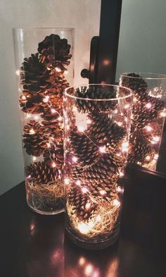 Winter Centerpiece Ideas | decorating | decorating ideas | decorating tips | glassware | handcrafted || #decorating #decoratingideas #decoratingtips #glassware #handcrafted  https://sonomaartisan.com/ Christmas Decorations Apartment Small Spaces, Christmas Ideas For Teens, Christmas Decorating Ideas, Christmas Crafts For Gifts For Adults, Christmas Decorations Diy For Teens, Diy Christmas Crafts To Sell, Diy Christmas Decorations Easy, Winter Decorations, Craft Decorations