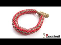 Gaucho fan knot bracelet- the interweave - YouTube