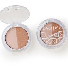 Pacifica Mineral Eyeshadow Duo MISS: This was not very pigmented and it did not last very long.